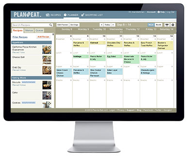 Meal Planner Monitor
