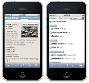 Shopping List Mobile